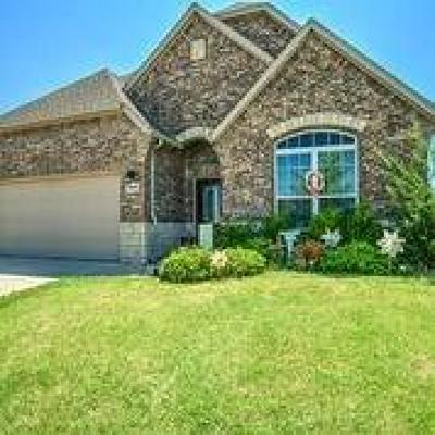 Edmond Single Family Home For Sale: 1508 Switchgrass Road