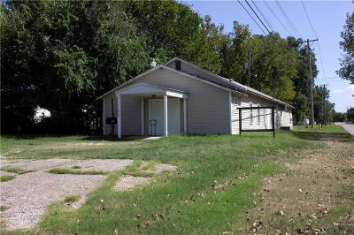 Tecumseh Single Family Home For Sale: 924 W Maple Street