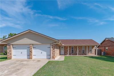 Yukon Single Family Home For Sale: 129 Chickasaw Lane