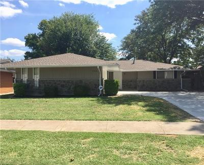 Oklahoma City Single Family Home For Sale: 2416 SW 76th Street