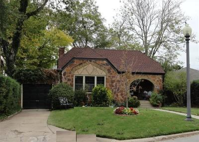 Single Family Home For Sale: 409 Park Drive