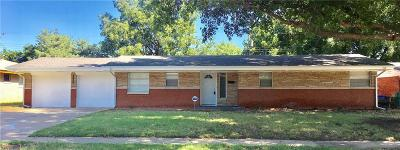 Oklahoma City Single Family Home For Sale: 4409 NW 44th Street