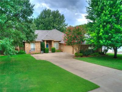 Edmond Single Family Home For Sale: 2712 Chimney Hill Road