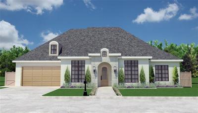 Edmond Single Family Home For Sale: 2140 Pallante Street