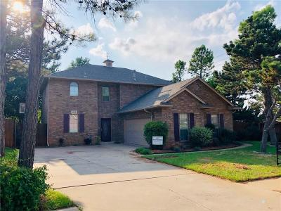 Edmond Single Family Home For Sale: 1215 Pine Valley