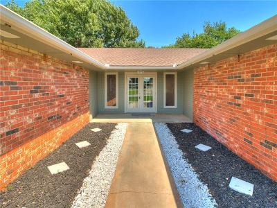 Oklahoma City Single Family Home For Sale: 9016 Raven Avenue