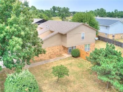 Oklahoma City OK Single Family Home For Sale: $180,000