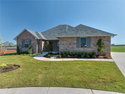 Edmond Single Family Home For Sale: 3901 NW 166th Terrace