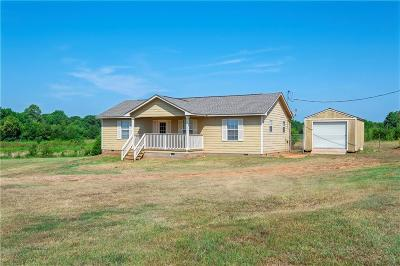 Tecumseh Single Family Home For Sale: 32930 Hwy 9
