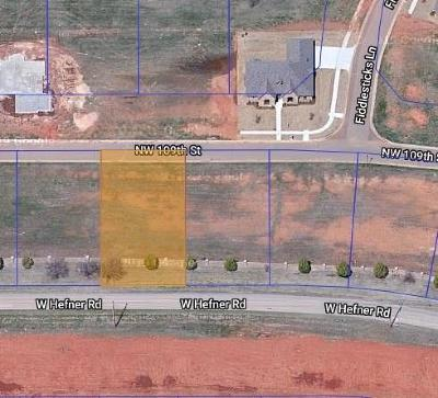 Yukon Residential Lots & Land For Sale: 11608 NW 109th Street