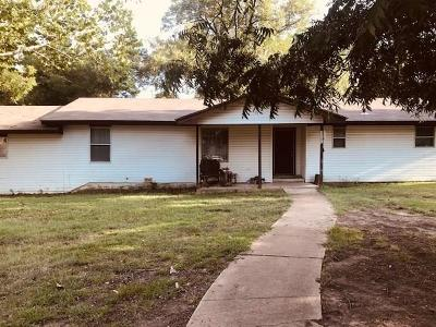 Hugo Single Family Home For Sale: 512 E Bluff Street