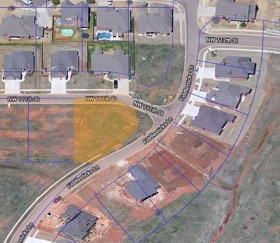 Yukon Residential Lots & Land For Sale: 11600 NW 111th Street