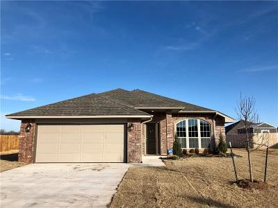 Chickasha Single Family Home For Sale: 910 Brookhollow Drive