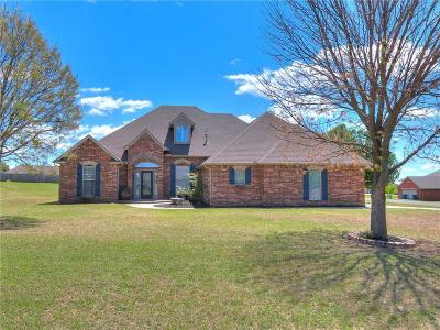 Tuttle Single Family Home For Sale: 1708 Riviera Drive
