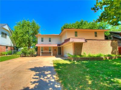 Norman Single Family Home For Sale: 525 Jean Marie Drive
