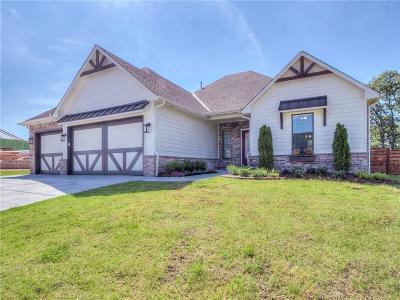 Edmond Single Family Home For Sale: 1433 Mason Lane