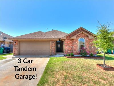 Yukon Single Family Home For Sale: 10636 SW 34th Terrace