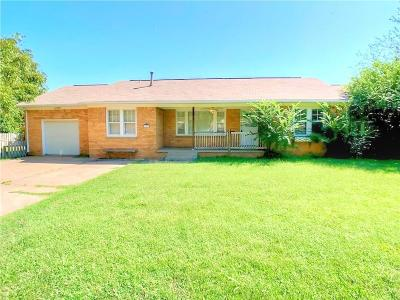 Shawnee Single Family Home For Sale: 2401 N Bell Avenue