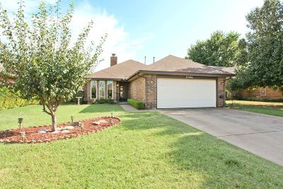 Oklahoma City Single Family Home For Sale: 8504 SW 36th Street