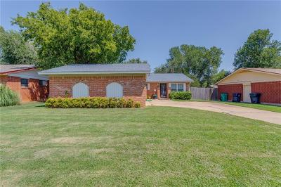 Edmond Single Family Home For Sale: 14012 N Everest Avenue