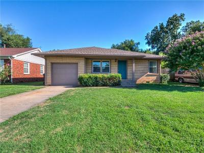 Oklahoma City Single Family Home For Sale: 4429 NW 18th Street