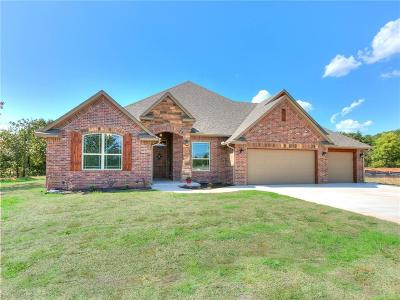 Choctaw Single Family Home For Sale: 17771 Piper Glen Drive
