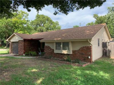 Oklahoma City Single Family Home For Sale: 2624 N Adams Avenue