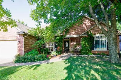 Edmond Single Family Home For Sale: 15616 Summit Parke Drive
