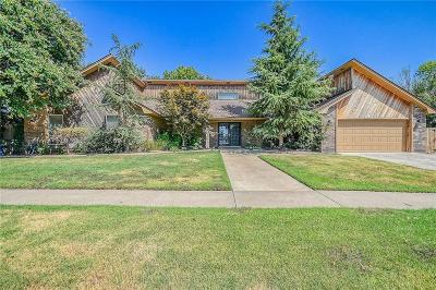 Norman Single Family Home For Sale: 3613 Quail Drive
