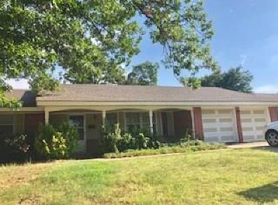 Oklahoma City Single Family Home For Sale: 3212 NW 62nd Street