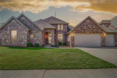 Edmond Single Family Home For Sale: 1712 NW 193rd Circle
