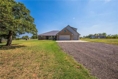 Blanchard OK Single Family Home For Sale: $399,000