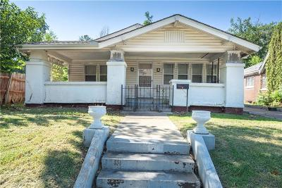 Oklahoma City Single Family Home For Sale: 702 NW 32nd Street