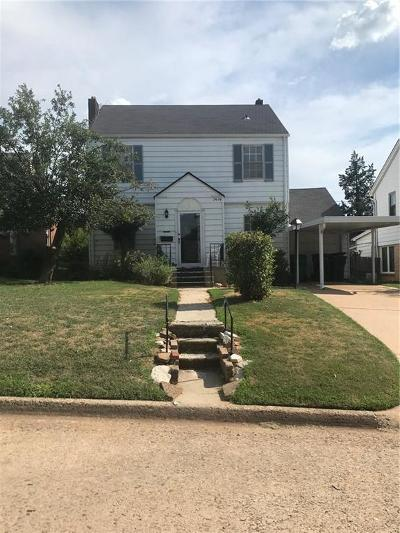 Oklahoma City Single Family Home For Sale: 2616 NW 25th Street
