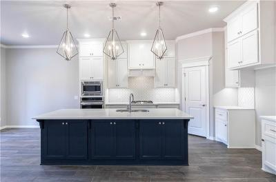 Edmond Single Family Home For Sale: 2901 Dudley Drive