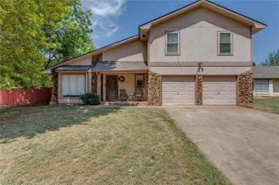 Edmond Single Family Home For Sale: 1533 Apollo Road