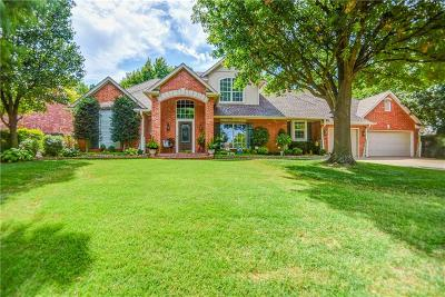 Oklahoma City Single Family Home For Sale: 9801 Horseshoe Road