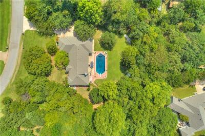 Oklahoma City Single Family Home For Sale: 10001 Forest Glade Drive
