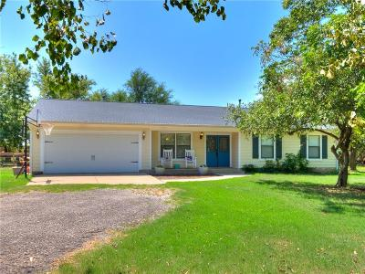 Edmond Single Family Home For Sale: 7500 NW 234th Street