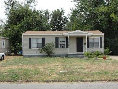 Norman Single Family Home For Sale: 1228 Iowa Street