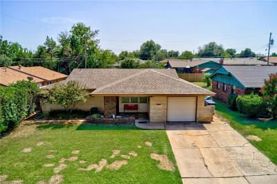 Oklahoma City Single Family Home For Sale: 2504 SW 54th Street