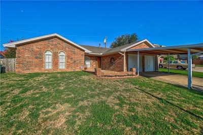 Oklahoma City Single Family Home For Sale: 3605 N Tulsa Avenue