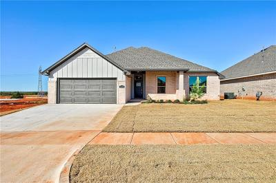 Edmond Single Family Home For Sale: 8217 NW 152nd Terrace