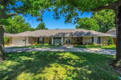 Oklahoma City Single Family Home For Sale: 3017 Elmhurst Avenue