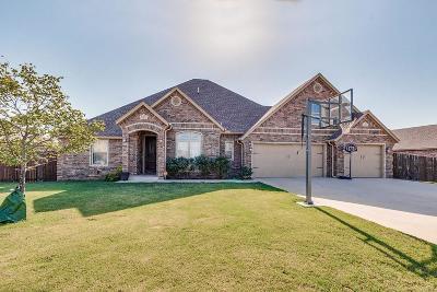 Tuttle Single Family Home For Sale: 1016 Antler Ridge