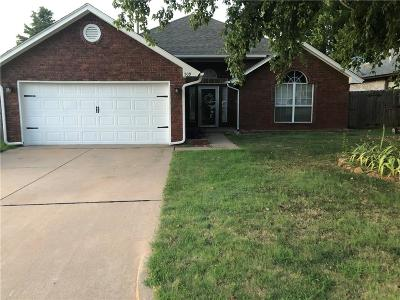 Edmond Single Family Home For Sale: 509 NW 171st Street