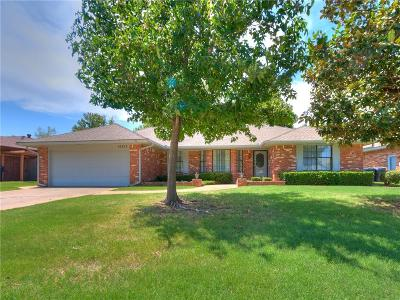 Oklahoma City Single Family Home For Sale: 10313 Harvest Moon Avenue
