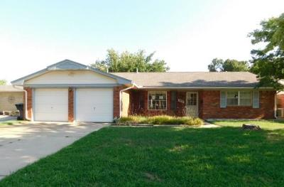 Oklahoma City Single Family Home For Sale: 5821 NW 87th Street
