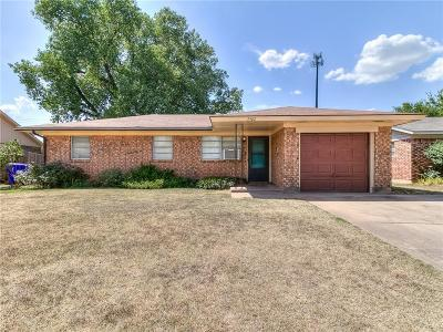 Norman Single Family Home For Sale: 2502 Wyandotte Way