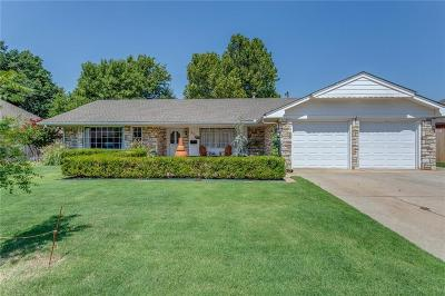 Oklahoma City Single Family Home For Sale: 3013 Huntleigh Drive